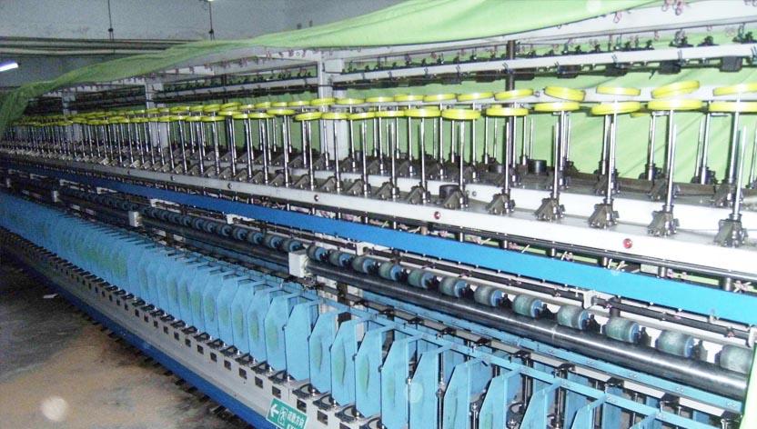 纺织机机械案例